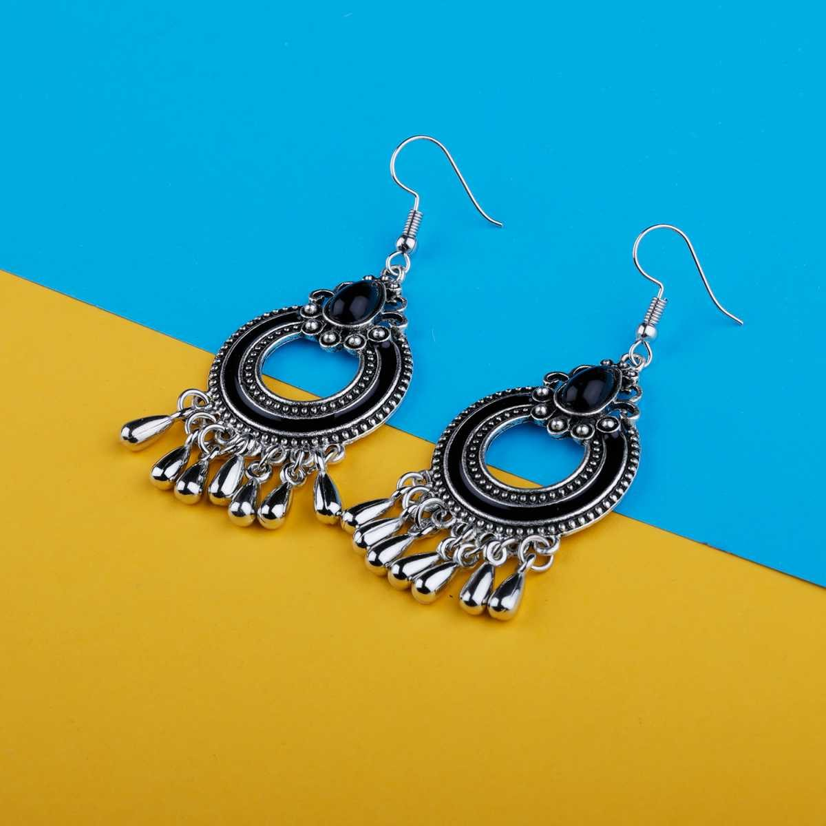 10 Reasons why there will be nothing that will be able to replace Oxidized earrings!
